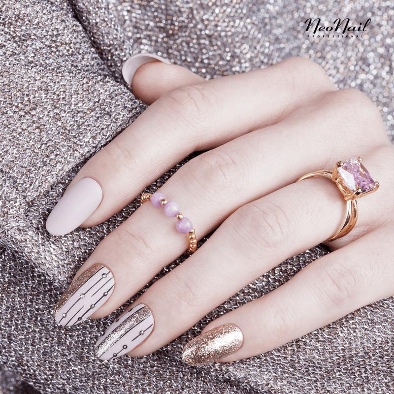 Wystrzałowy, jak fajerwerki – manicure z Iconic Style