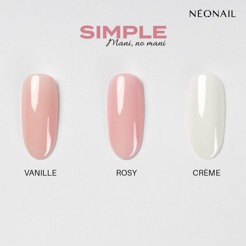 SIMPLE perfect for mani