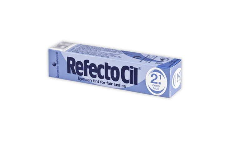 Henna żelowa RefectoCil (ciemnoniebieski)