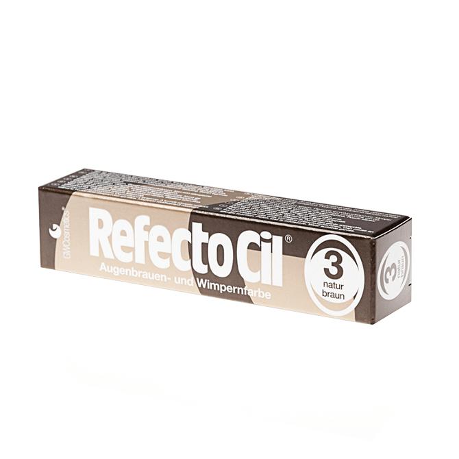 Henna żelowa RefectoCil (brązowa) do zabiegów kosmetycznych