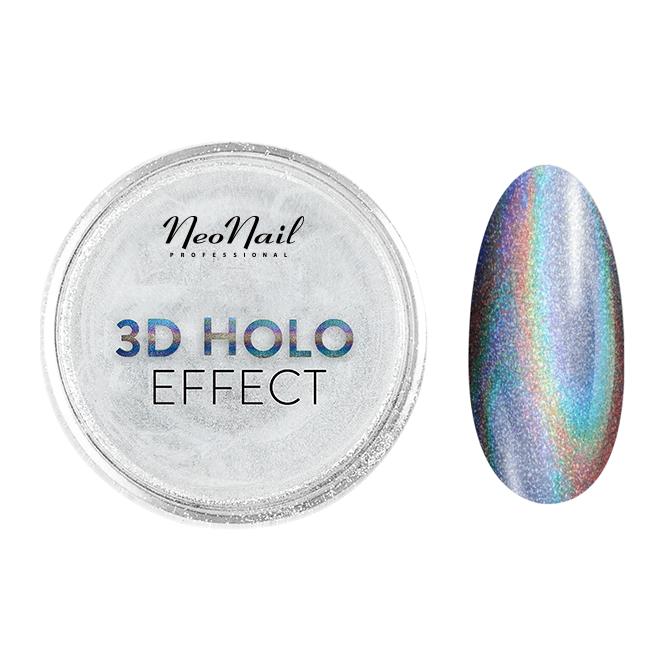 pyłek do stylizacji paznokci Puder 3D Holo Effect