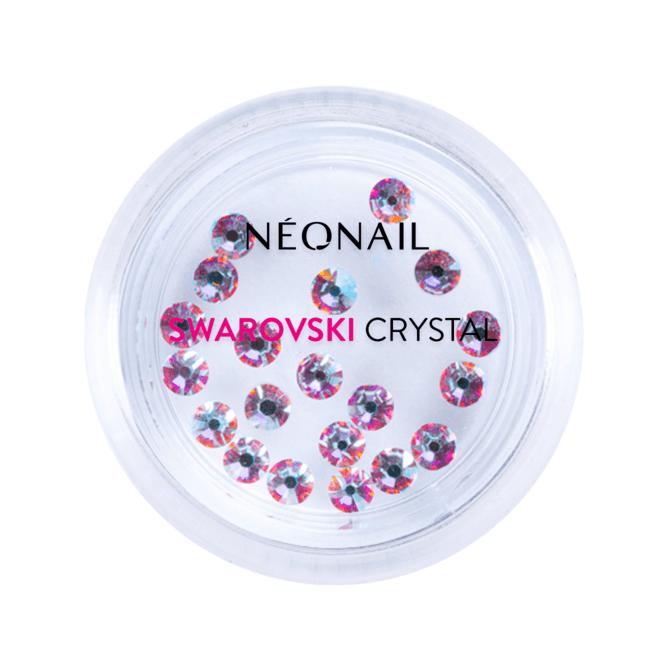 CYRKONIE SWAROVSKI SS10 - Crystal 001 AB do zdobienia paznokci