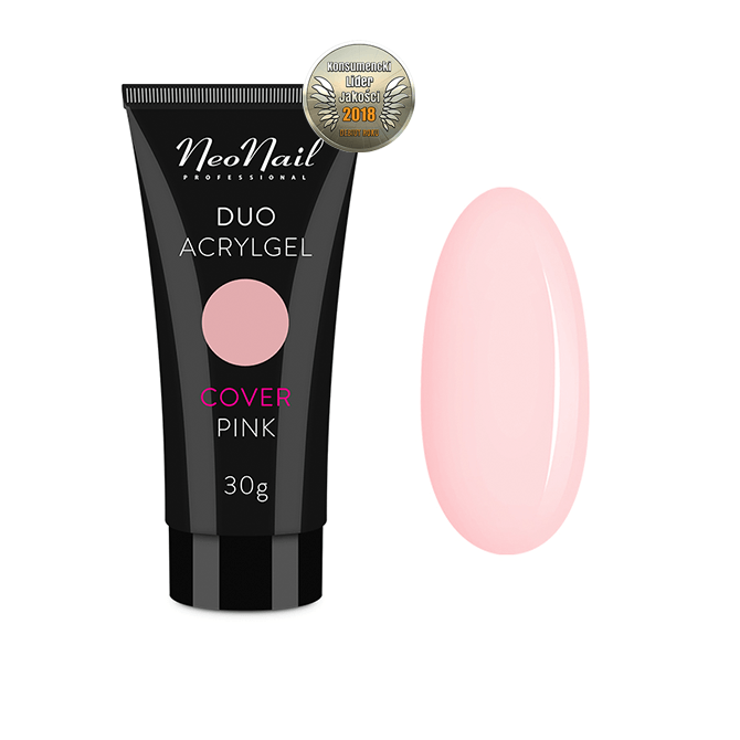 Duo Acrylgel Cover Pink 30 g