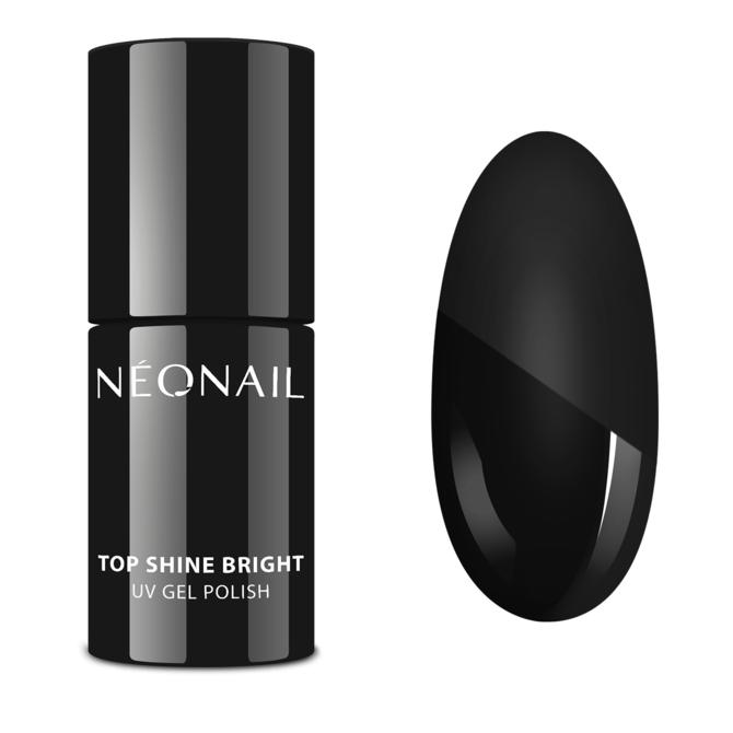 Top Shine Bright do stylizacji paznokci.