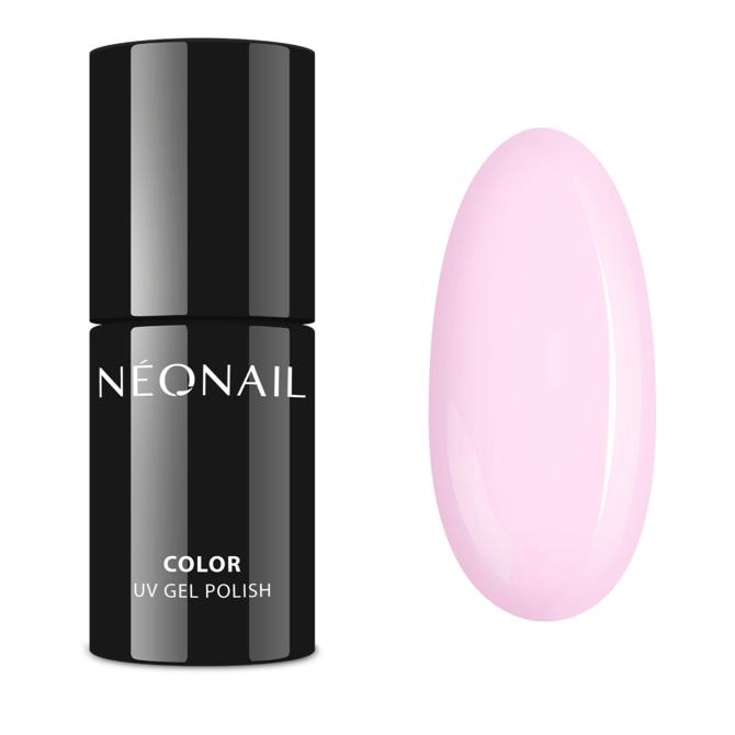 Lakier Hybrydowy  French Pink Medium do stylizacji paznokci.