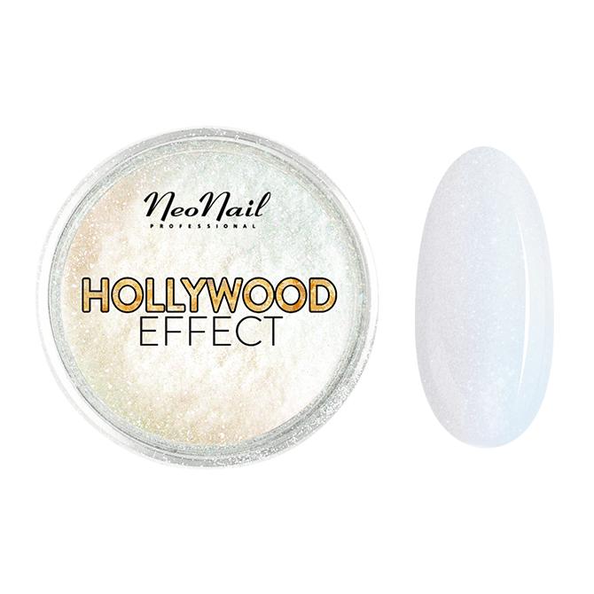 Pyłek Hollywood Effect do zdobień paznokci.