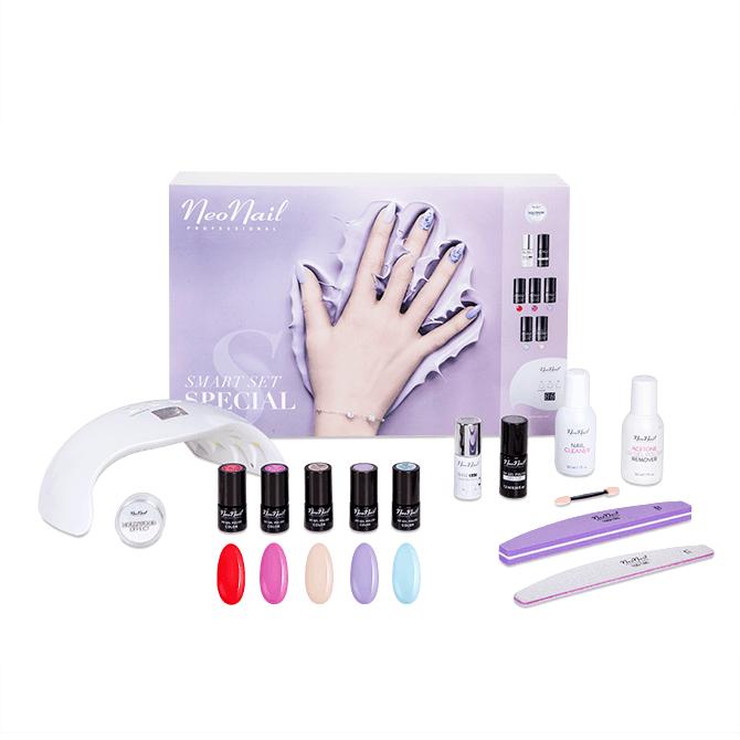Zestawy Do Manicure Hybrydowego Duży Wybór Sklep Neonail