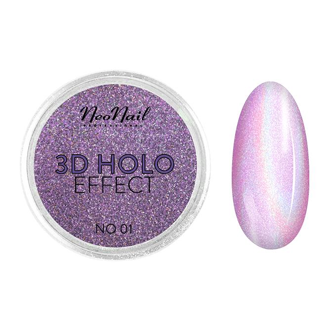 Pyłek 3D Holo Effect 01 5329-1