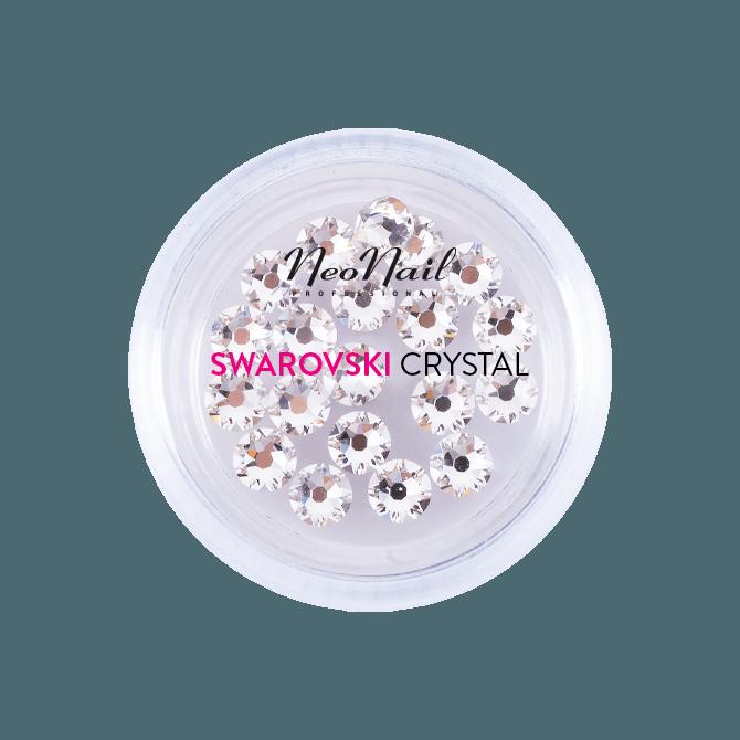 Cyrkonie Swarovski SS16 20szt. - Crystal 001