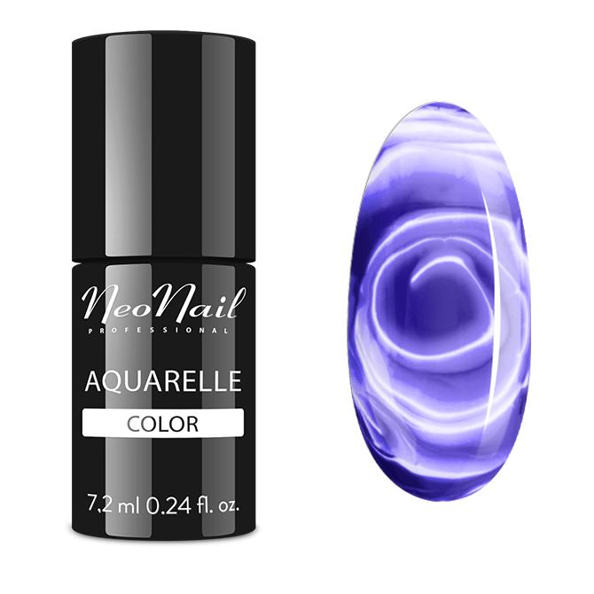 Lakier Hybrydowy 7,2 ml - Violet Aquarelle