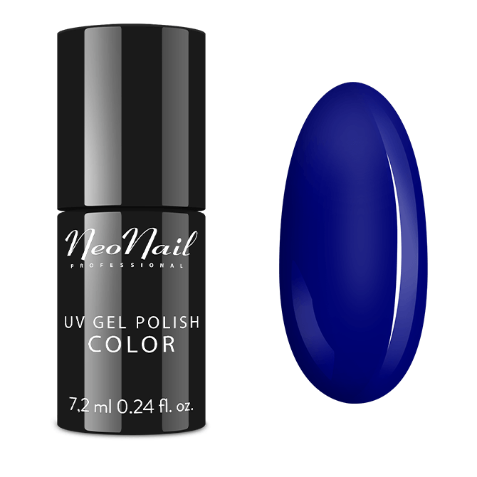 Lakier Hybrydowy UV 7,2 ml - Mystic Bluebell
