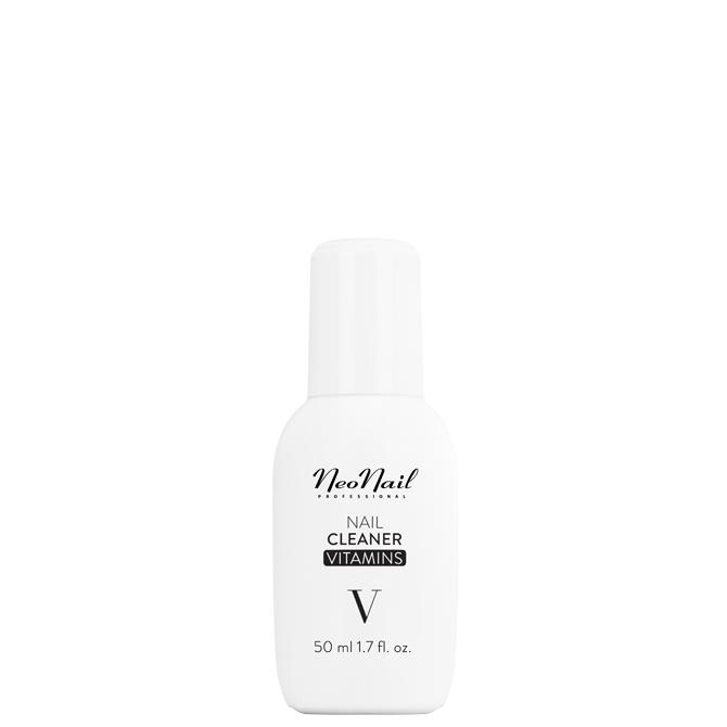 Odtłuszczacz do paznokci Nail Cleaner Vitamins 50 ml