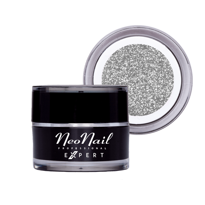 Art Gel 5 ml NN Expert - Silver