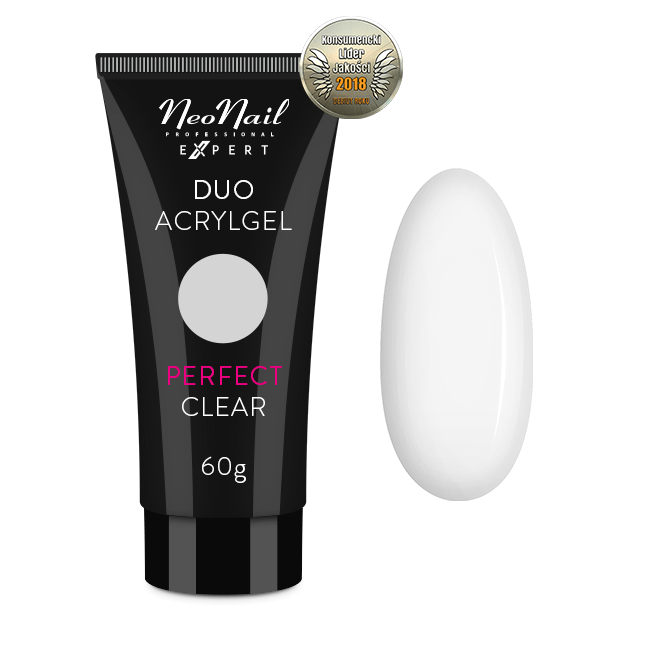 Duo Acrylgel 60g NN Expert - Perfect Clear