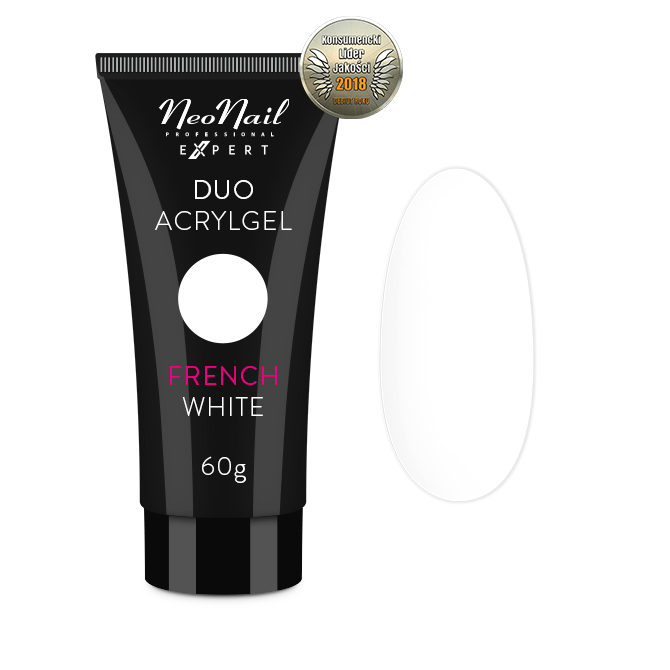 Duo Acrylgel 60g NN Expert - French White