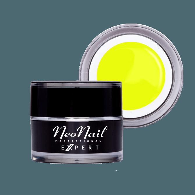 Paint UV Gel NN Expert 5 ml - Neon Yellow