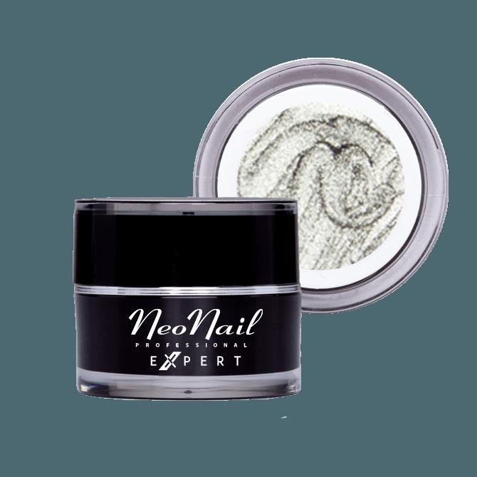 Paint UV Gel NN Expert 5 ml - Metalic Silver