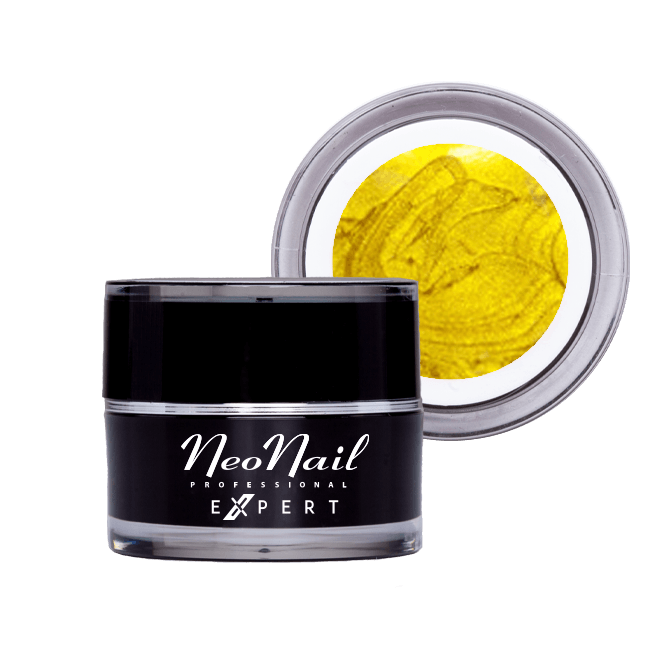 Paint UV Gel NN Expert 5 ml - Metalic Gold