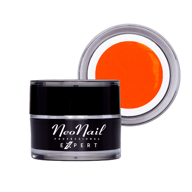 Paint UV Gel NN Expert 5 ml - Neon Orange