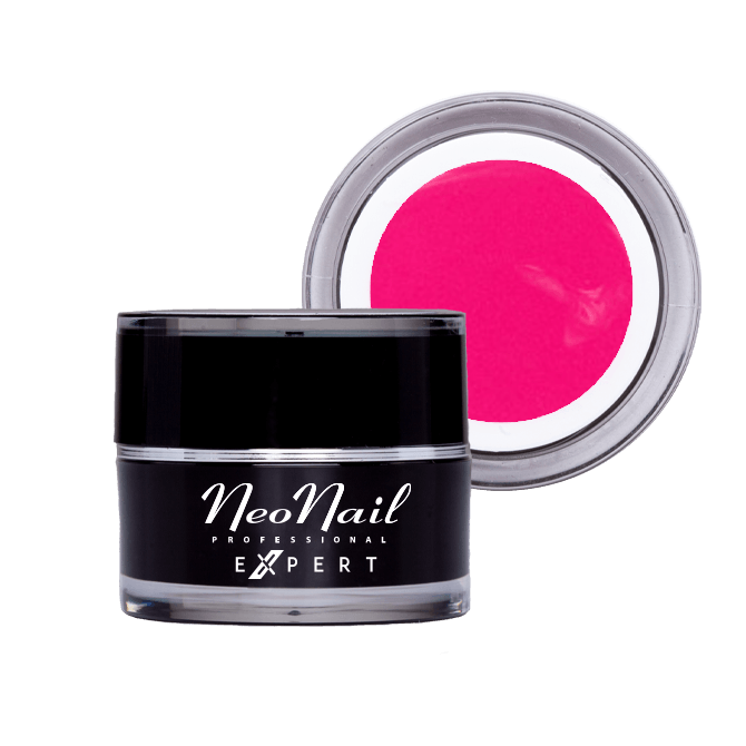 Paint UV Gel NN Expert 5 ml - Neon Pink