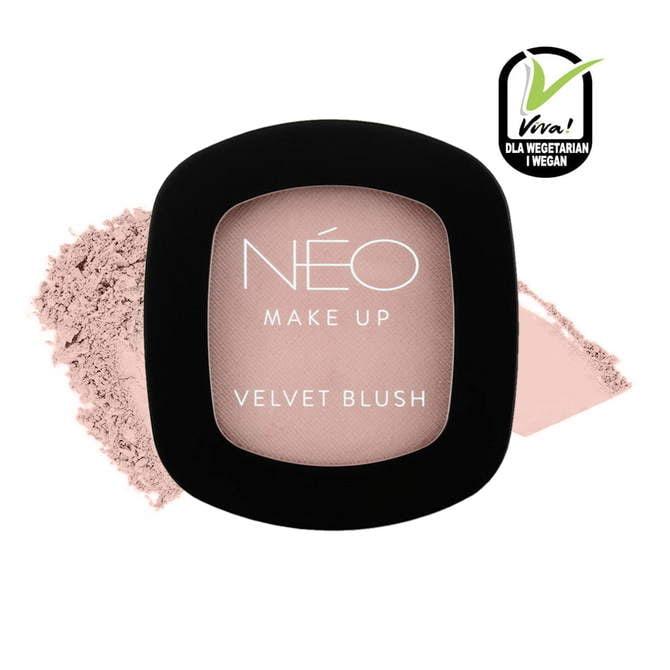 Róż prasowany Velvet Blush 02