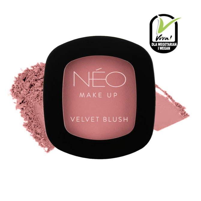 Róż prasowany Velvet Blush 04