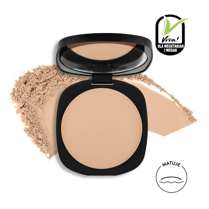 Pro Skin Matte Pressed Powder 03