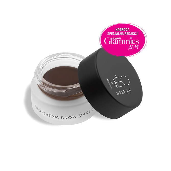 02 Pomada do brwi Pro Cream Brow Maker Dark brown