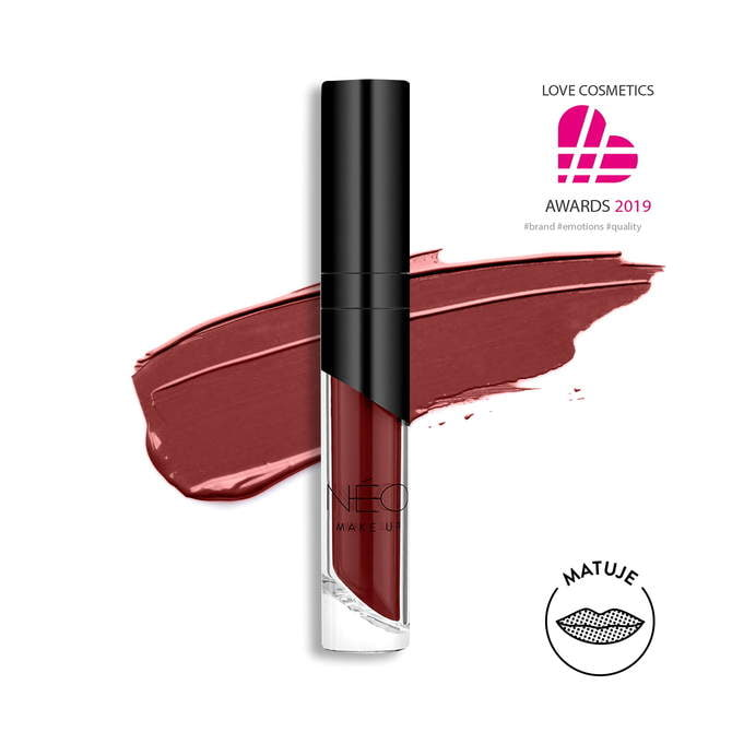 Pomadka w płynie Creamy Matte Lip Colour NM0154