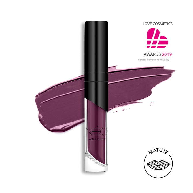 Pomadka w płynie Creamy Matte Lip Colour NM0155