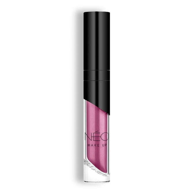 Błyszczyk do ust metaliczny Metallic Cream Lip Gloss NM0096