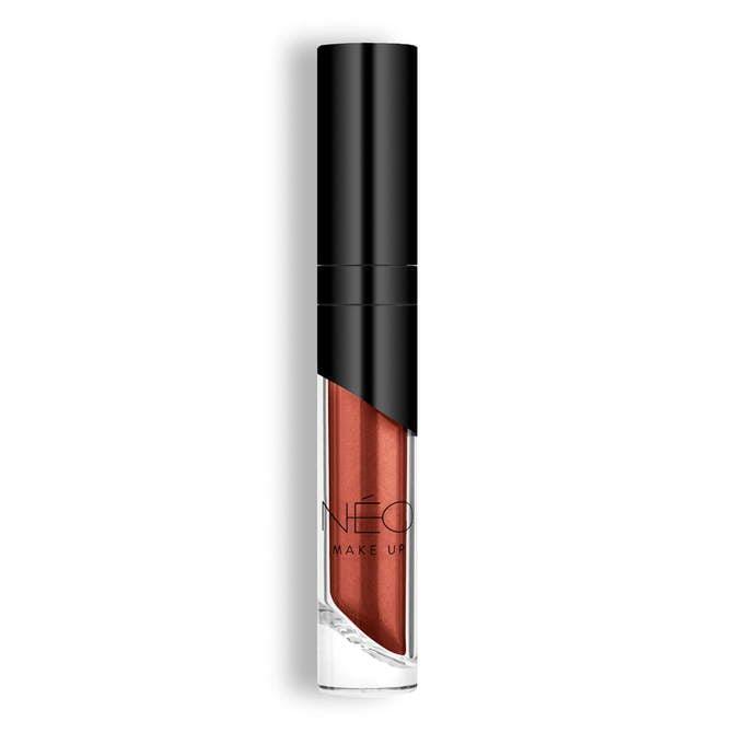Błyszczyk do ust metaliczny Metallic Cream Lip Gloss NM0098