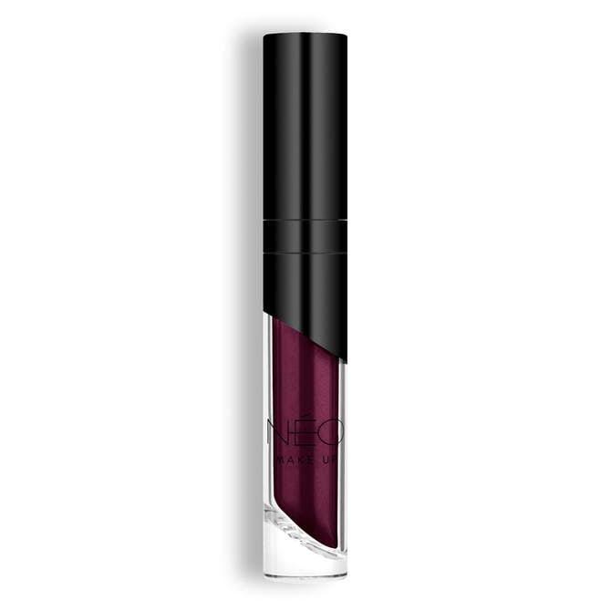 Błyszczyk do ust metaliczny Metallic Cream Lip Gloss NM0101