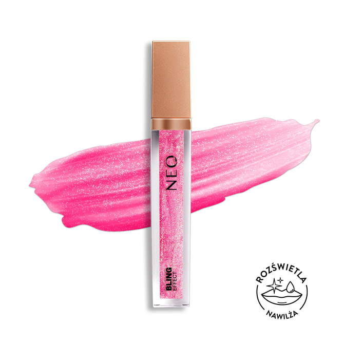 Bling Effect Lipgloss 33 Raspberry 7942