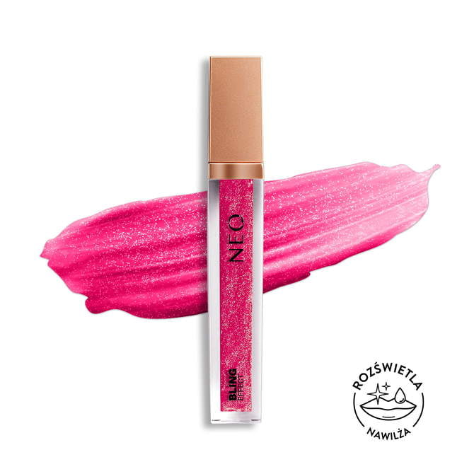 Bling Effect Lipgloss 34 Watermelon 7943