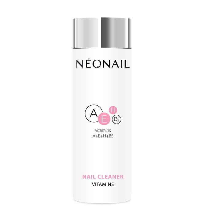 Odtłuszczacz do paznokci z witaminami - Nail Cleaner Vitamins - 200 ml