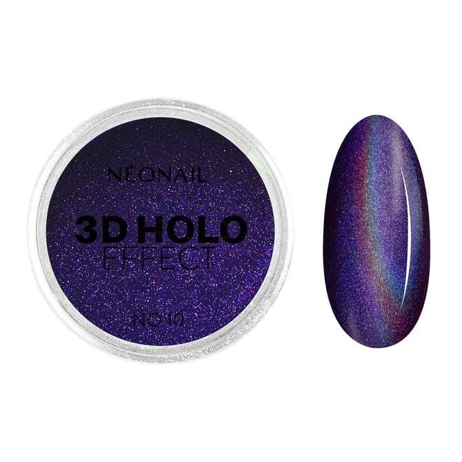 Pyłek 3D Holo Effect 10