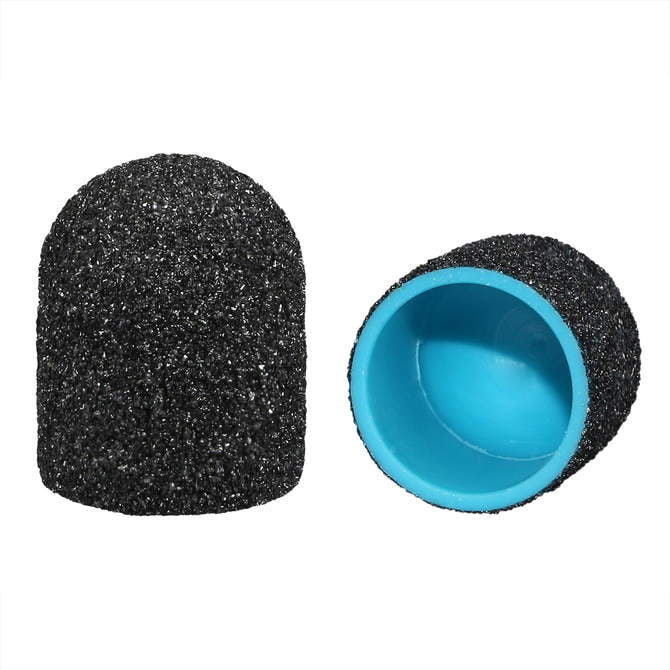 Kapturek zaokrąglony round cap ABS Grey 13mm 60 8533