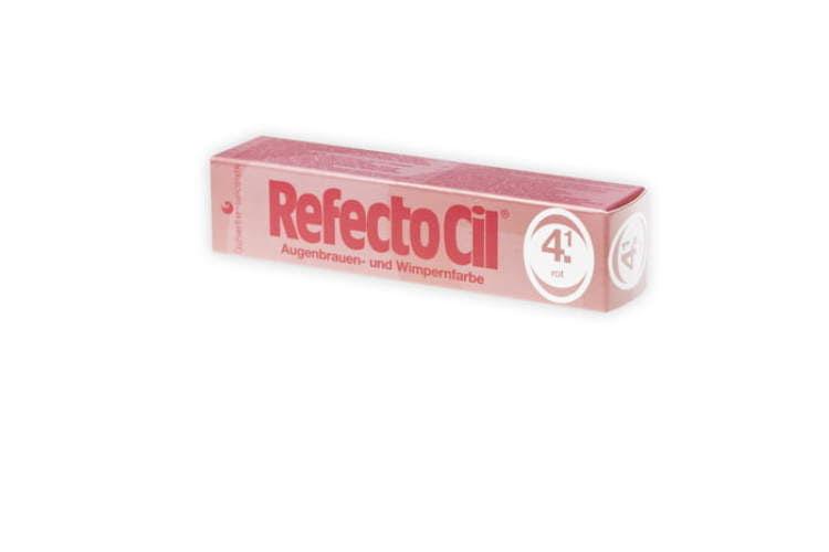 Henna żelowa RefectoCil (ruda) do zabiegów kosmetycznych
