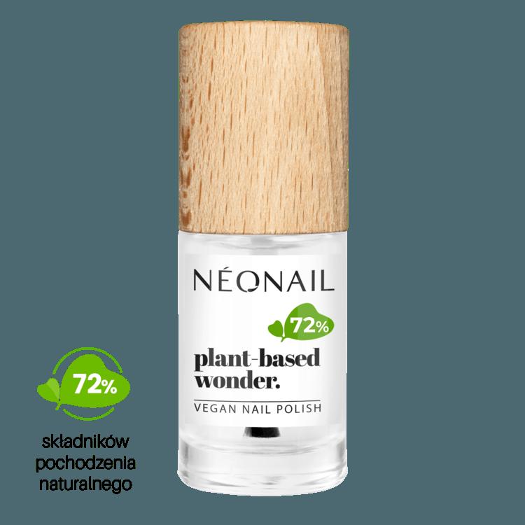 Lakier klasyczny naturalny 7,2 ml - PURE BASE/TOP