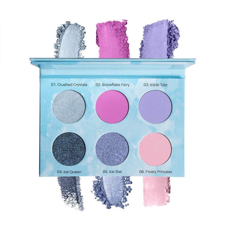 Paleta cieni prasowanych Frosted Fairy Tale Eyeshadow Palette