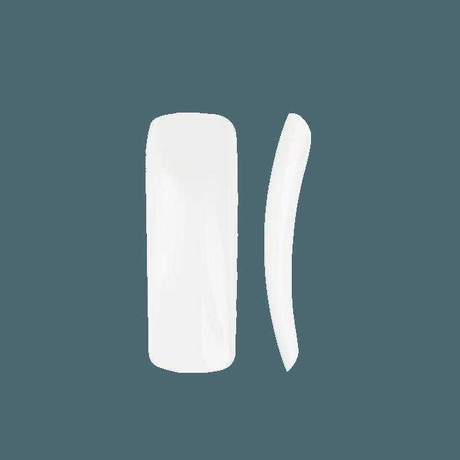 Wysokiej jakości Tipsy naturalne 60 szt. z długą kieszonką NeoNail nr 7