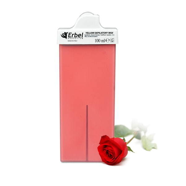 Wysokiej jakości wosk do depilacji Erbel - Różany
