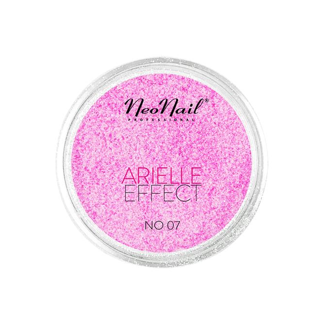 pyłek do stylizacji paznokci Arielle Effect - Pink