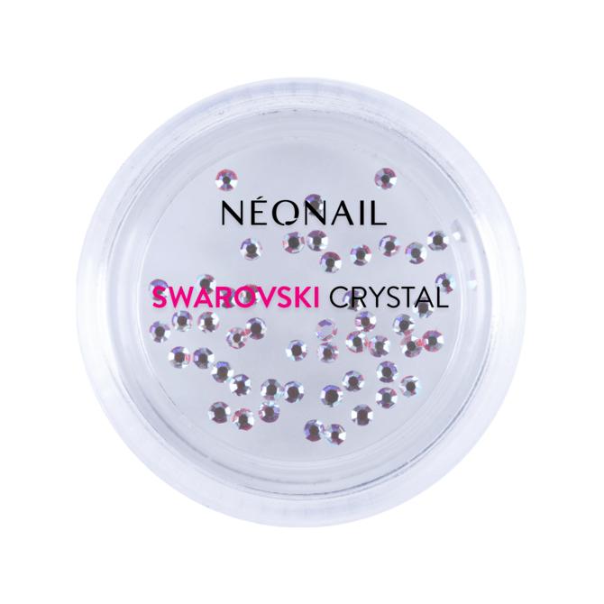 CYRKONIE SWAROVSKI SS3 - Crystal AB - 50 szt.