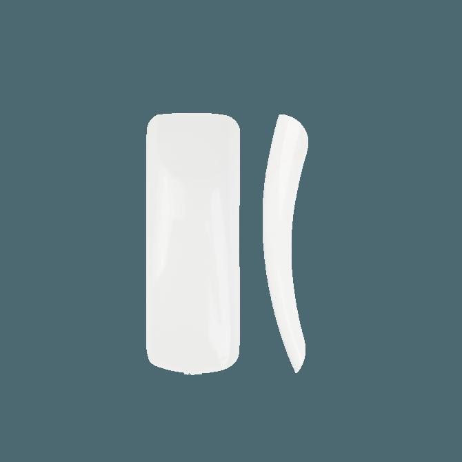 Wysokiej jakości Tipsy naturalne 60 szt. długa kieszonka NeoNail nr 4
