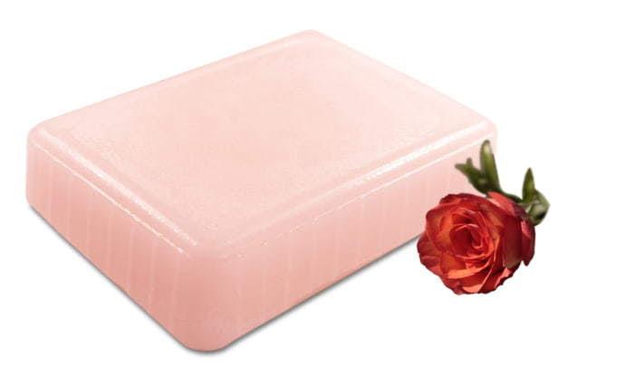 Parafina 500 g Róża do pielęgnacji dłoni