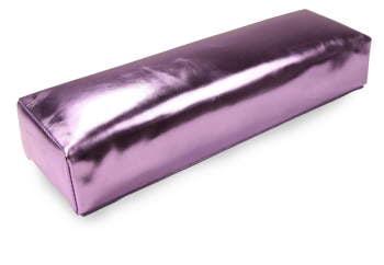 Poduszka pod rękę - fioletowa do manicure
