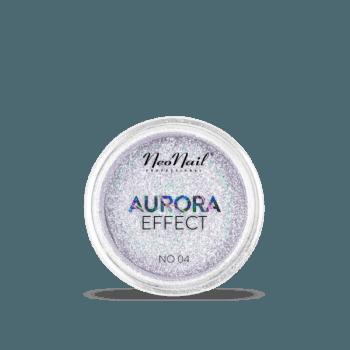 pyłek do stylizacji paznokci Puder Aurora Effect 04
