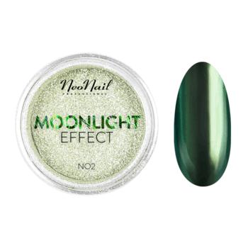 pyłek do stylizacji paznokci  Puder Moonlight Effect 02